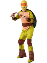 View Item Child Michelangelo Teenage Mutant Ninja Turtle Fancy Dress Costume TMNT Kids