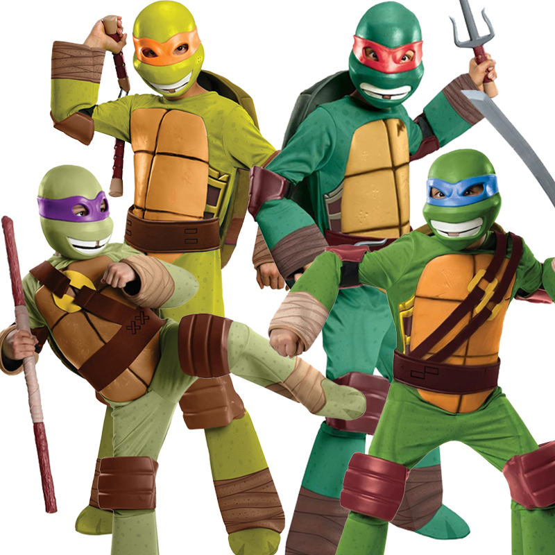 Teenage mutant ninja turtles costume for kids - photo#10