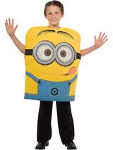 Boy's Despicable Me 2 Minion Dave Costume