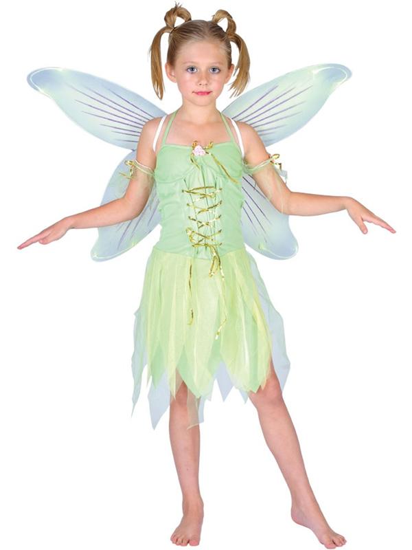 Girl's Neverland Fairy Costume