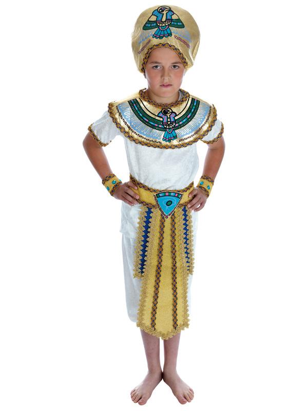 Child Egyptian Boy Fancy Dress Costume Book Week Ancient ...