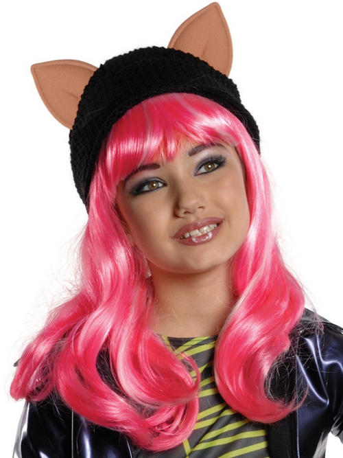 View Item Monster High Howleen Wig