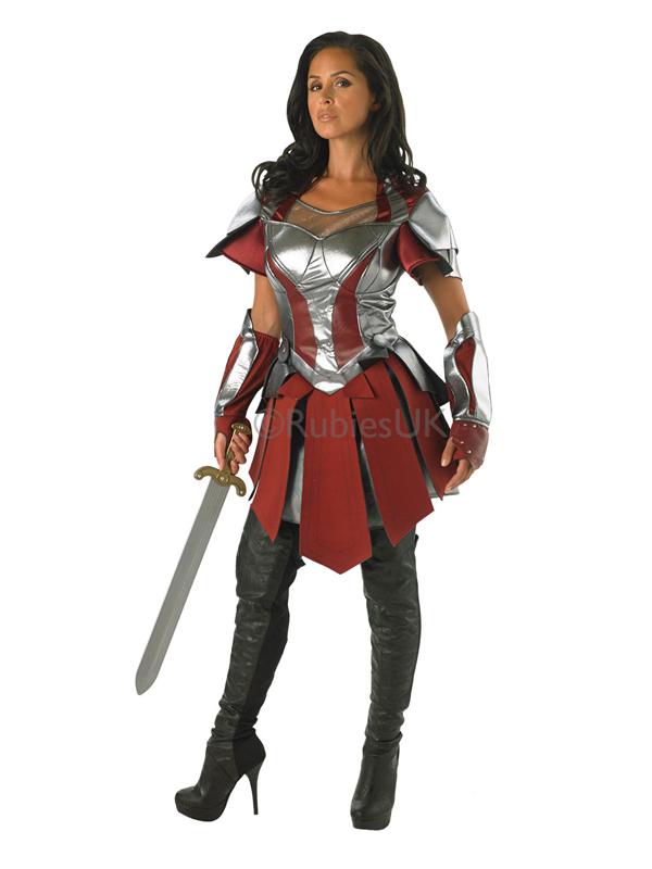 lady sif costume thor 2 - photo #1