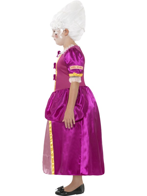 Horrible-Histories-Georgian-Princess-Tudor-Girls-Book-Week-Fancy-Dress-Costume
