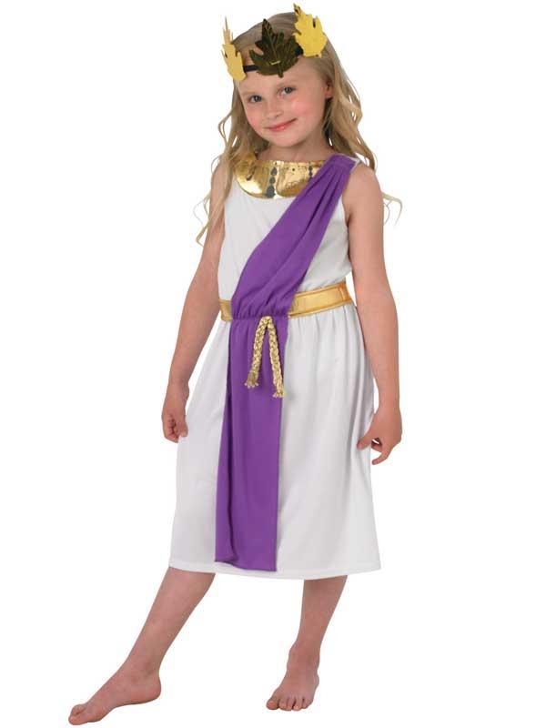 Roman Girl Costume Thumbnail 1