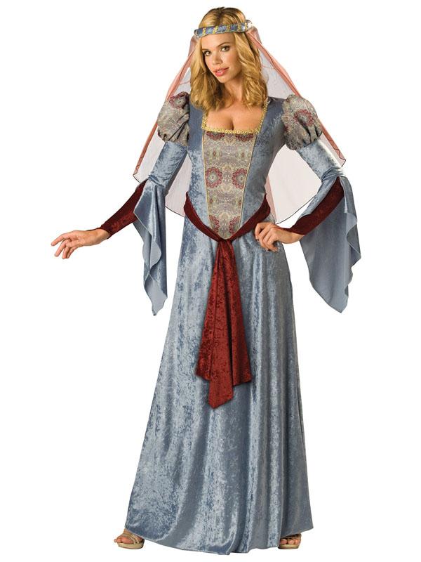 Ladies Medieval Maid Costume