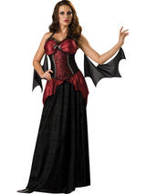 Ladies Countess Vampire Costume