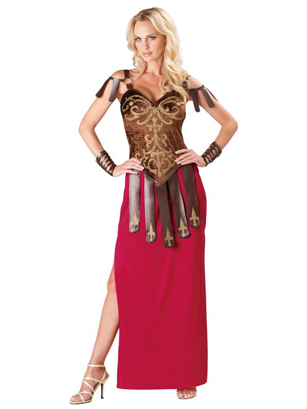 Ladies Gorgeous Gladiator Costume