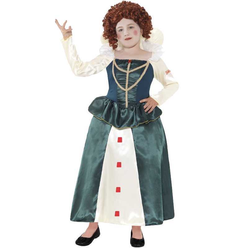 Child-Horrible-Histories-Tudor-Victorian-Book-Week-Fancy-Dress-Costume-Girls-Boy