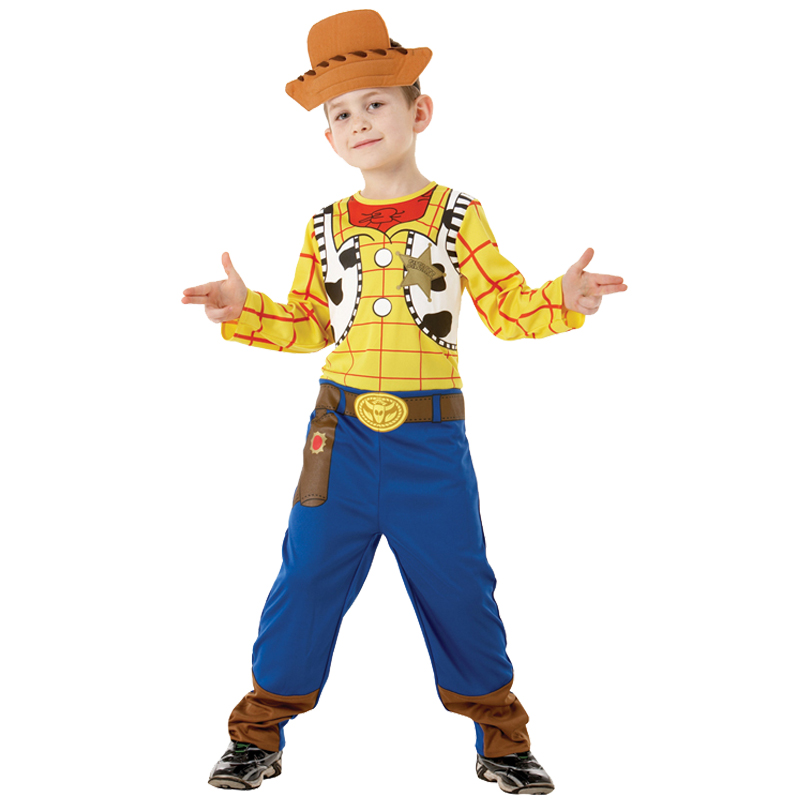Child-Disney-Toy-Story-New-Fancy-Dress-Costume-Pixar-Movie-Outfit-Kids-Boys-Girl