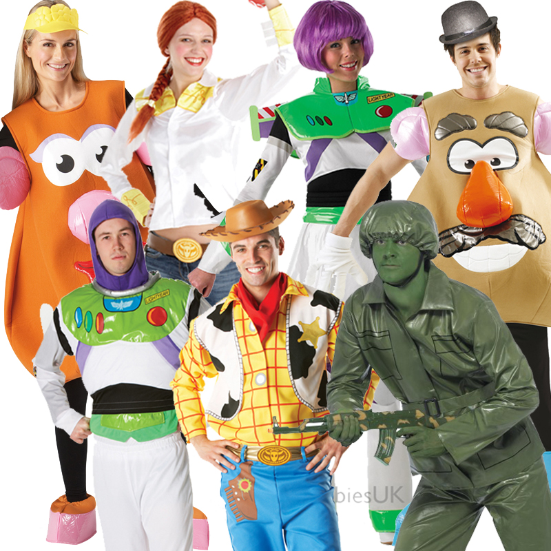 Toy images for fancy dress