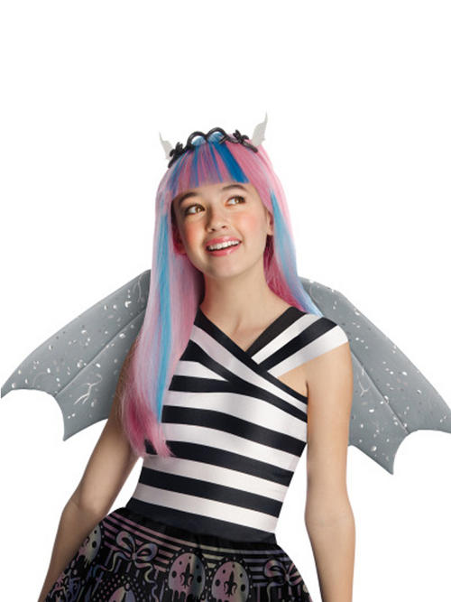View Item Monster High Rochelle Goyle Wig
