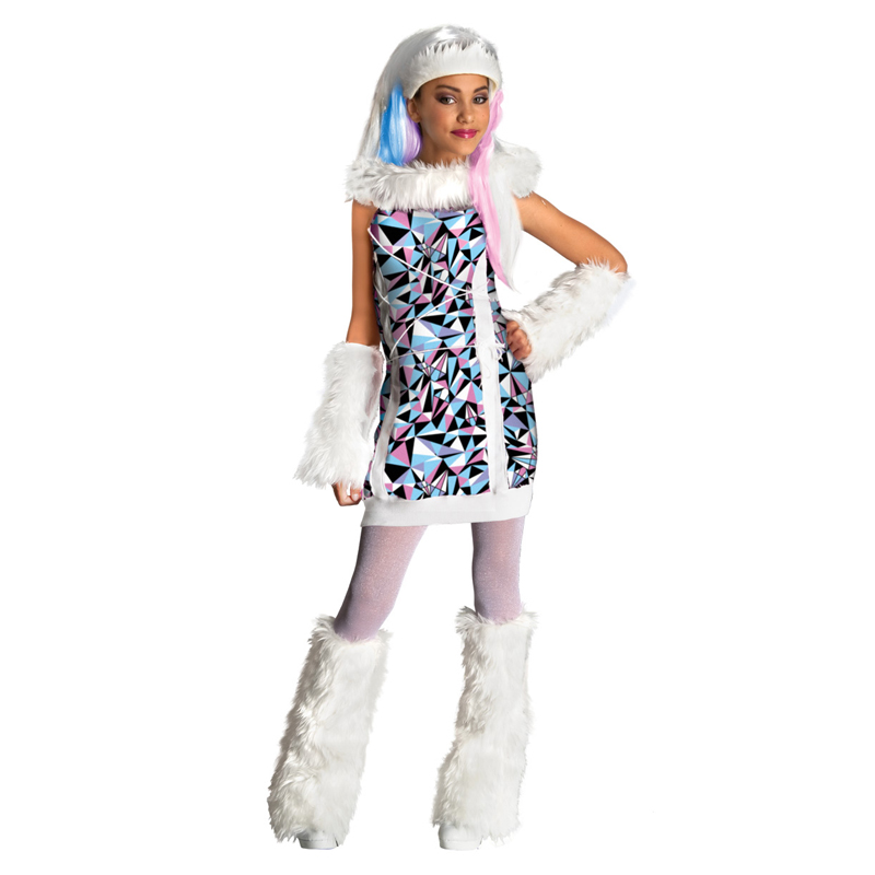 official child girls monster high kids new fancy - Halloween Costume Monster