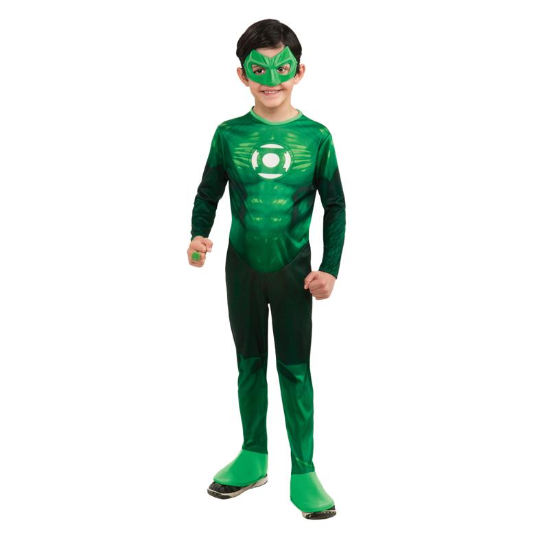 Con Licencia CHILDS CLÁSICO superhéroe Fancy Dress Nuevo Disfraz De Superhéroes Niños Chicos