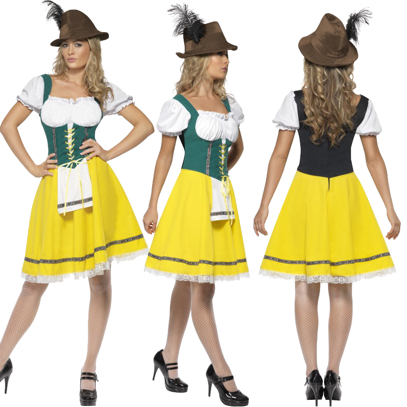 New,Adult,Ladies,Mens,Oktoberfest,Bavarian,Beer,German,