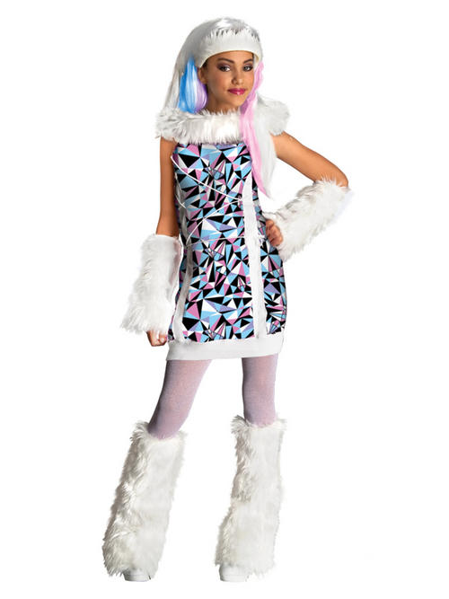 View Item Monster High Abbey Bominable Costume