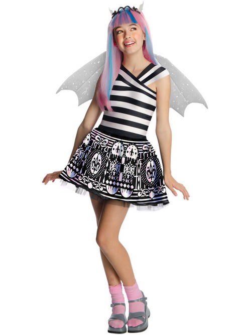 View Item Monster High Rochelle Goyle Costume