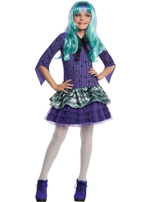 View Item Monster High Twyla 13 Wishes Costume