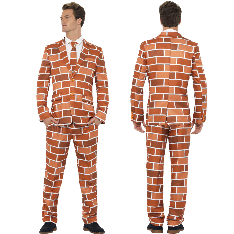 Mens-Stand-Out-Suits-Stag-Do-Party-New-Comedy-Funny-Fancy-Dress-Costume-Outfit