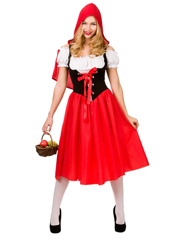 Adult Red Riding Hood Costume Adult Little Red Riding Hood
