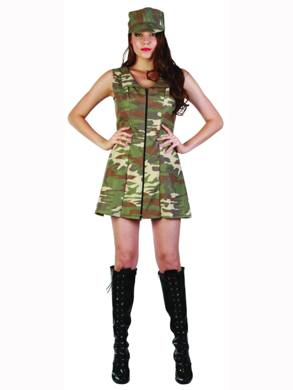 Sexy army girl costume found site