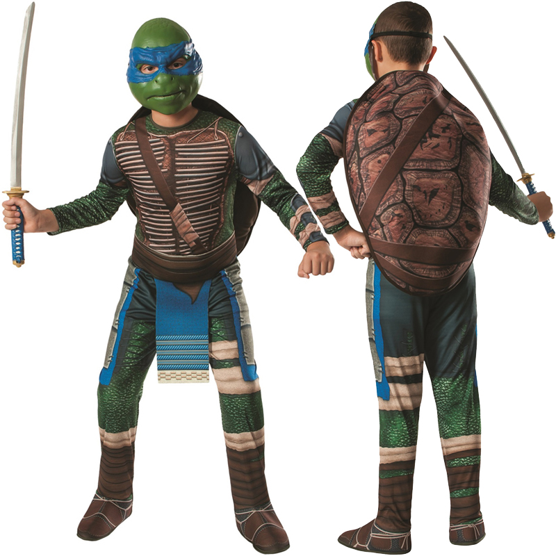 Teenage mutant ninja turtles costume for teen girls - photo#18