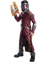 View Item Child Guardians of the Galaxy Star Lord Fancy Dress Costume & Mask Halloween Kid