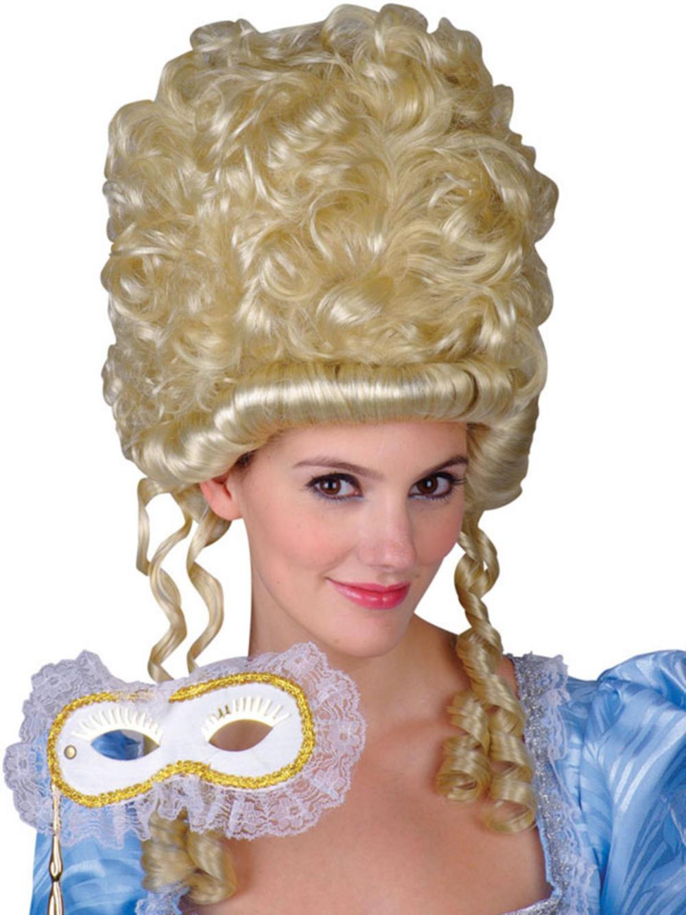 Victorian Ladies Wigs 48