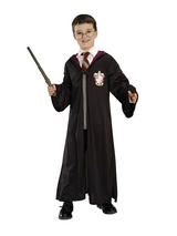View Item Child Age 8-10 Years Licensed Harry Potter Kit Includes Wand Fancy Dress Costume