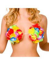 View Item Hawaiian 13cm Bra Fancy Dress Sea Shell Flower Bikini Beach Summer Luau Mermaid
