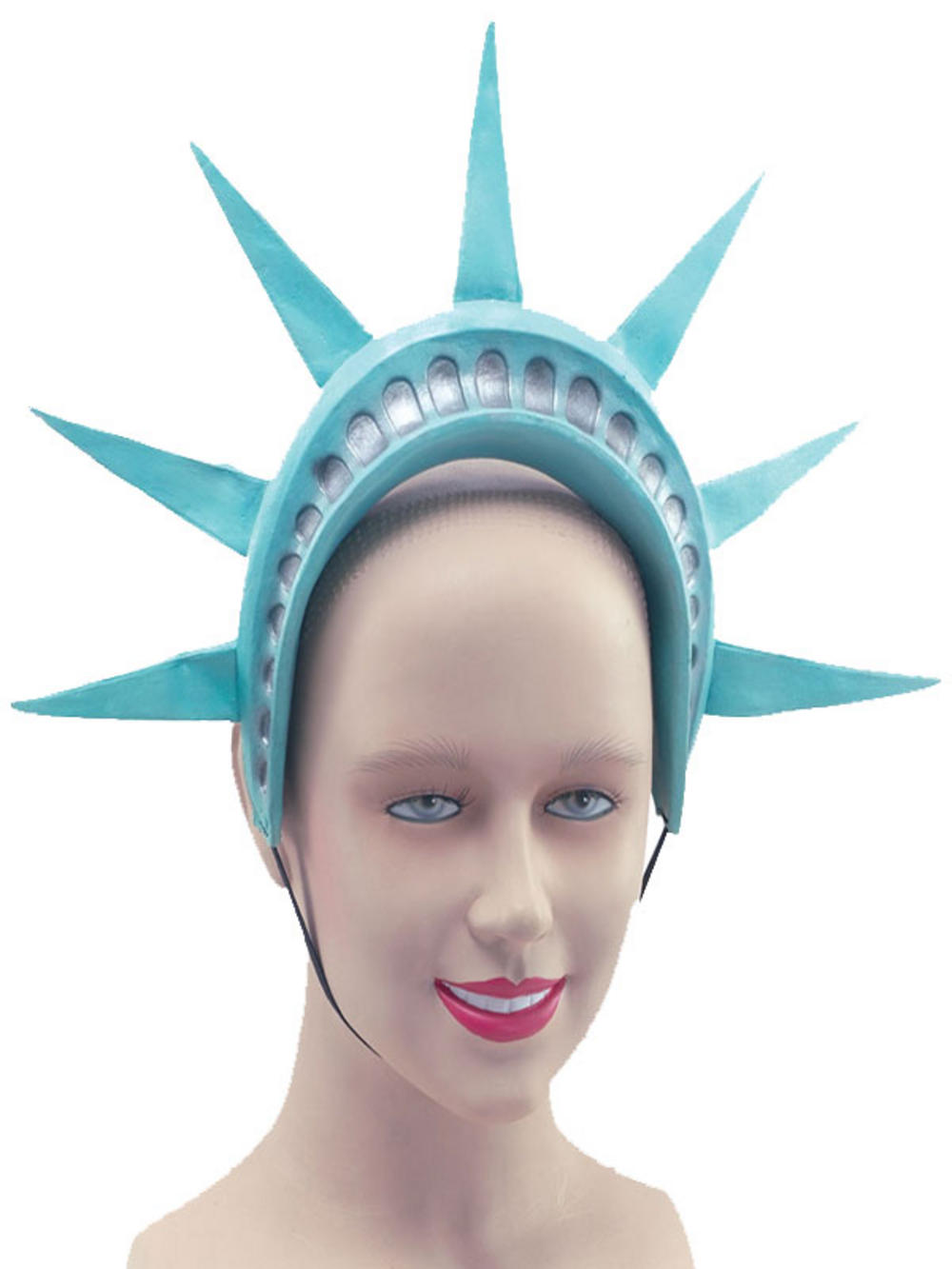 how to make statue of liberty fancy dress