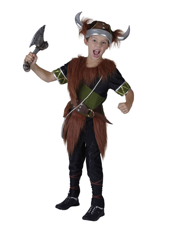 Детский костюм викинга своими руками 59