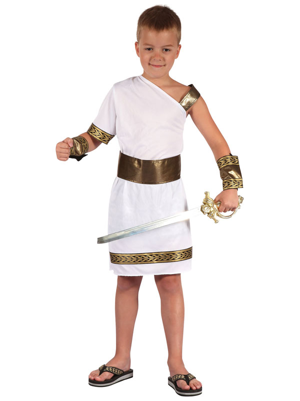 creative roman themed party outfits 8
