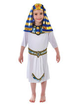 View Item Child White Tunic Top Shirt Egyptian Viking Medieval Anglo Saxon Roman Greek New