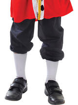 View Item Black Breeches Old England Tudor King Boys Fancy Dress Trousers Book Week Pirate