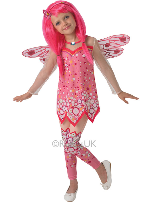 Amp me girls fancy dress mystical fairy tv show kids childrens costume