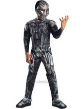 "View Item New Marvel Avengers Age Of Ultron ""Ultron"" Deluxe Kids Boys Fancy Dress Costume"