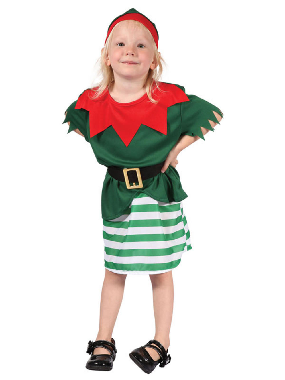 Toddler Kids Elf Costume Kids Girls Christmas Fancy Dress  sc 1 st  Meningrey : elf costume toddler  - Germanpascual.Com