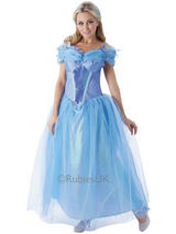 View Item Adult Sweet Cinders Cinderella New Fancy Dress Costume Sexy Ladies Women Queen