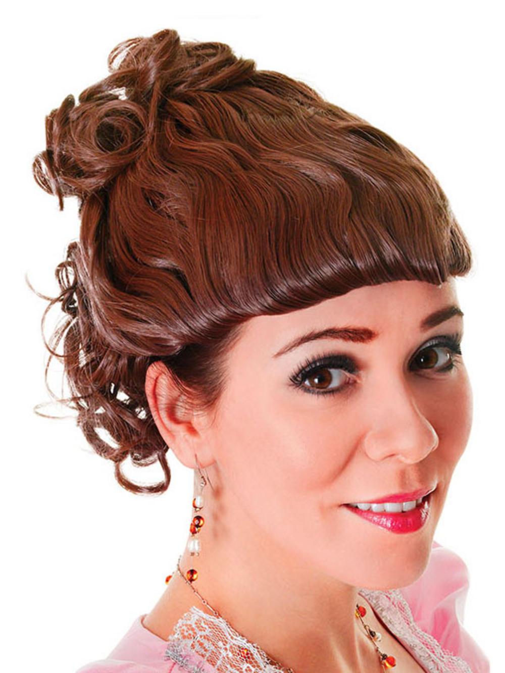 Victorian Ladies Wigs 80