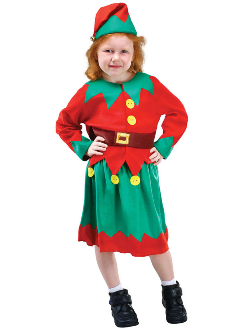 Elf Costumes. Be Santa's favorite little helper in the workshop this holiday season. We have adult Elf costumes, sexy Elf costumes, child Elf Costumes, baby Elf Costumes and more.