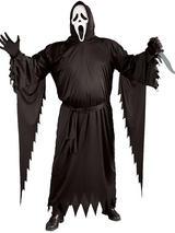 View Item Adults Original Classic Ghost Face Scream Movie Fun New Fancy Dress Costume