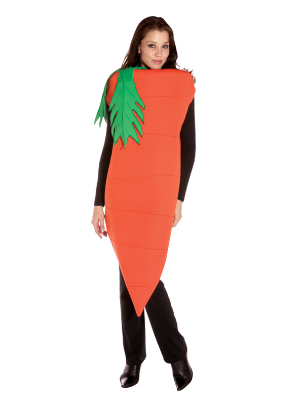 Adult's Carrot Costume