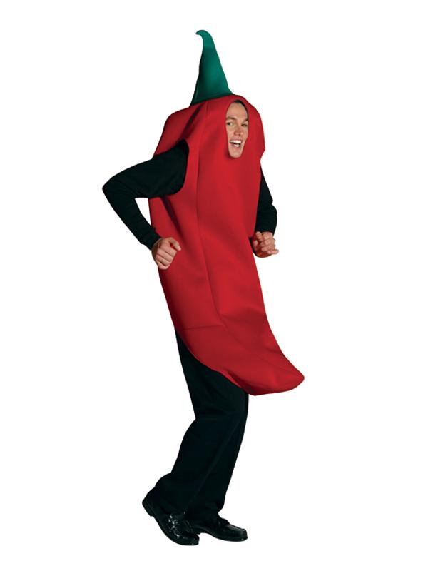 Adult's Chilli Pepper Costume
