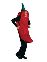 Adult's Chilli Pepper Costume