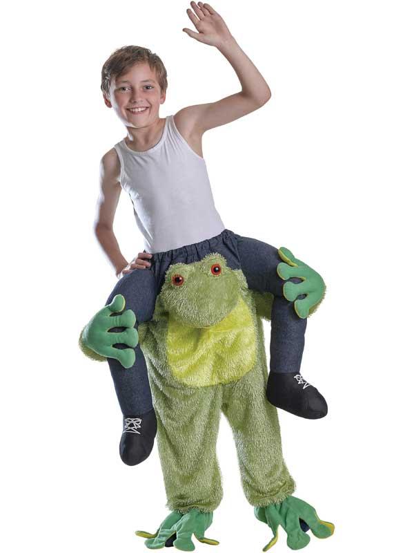 Bambino cavalluccio rana costume bambini novit divertente vestito 3 sinistro ebay - Costume da bagno traduzione ...