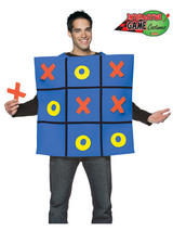 Adult's Noughts And Crosses Costume