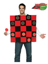 Adult's Draughts Costume
