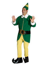 Adult's Christmas Elf Costume