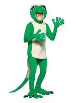 Adult's Gecko Costume